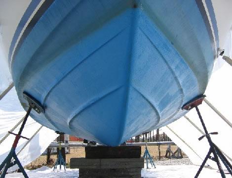 Before-Hajók tisztítása