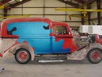 Before-Járművek restaurálása