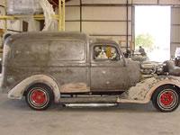 After-Járművek restaurálása