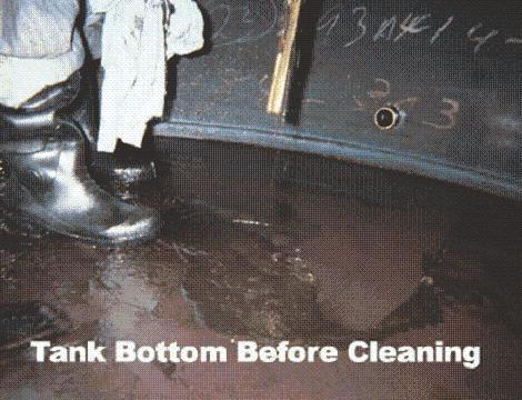 Before-Silók és tartályok tisztítása